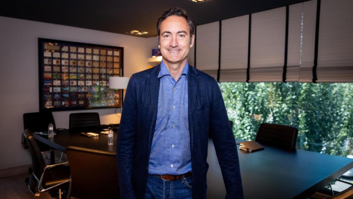 Ferran Reverter, nuevo director general del Barcelona.