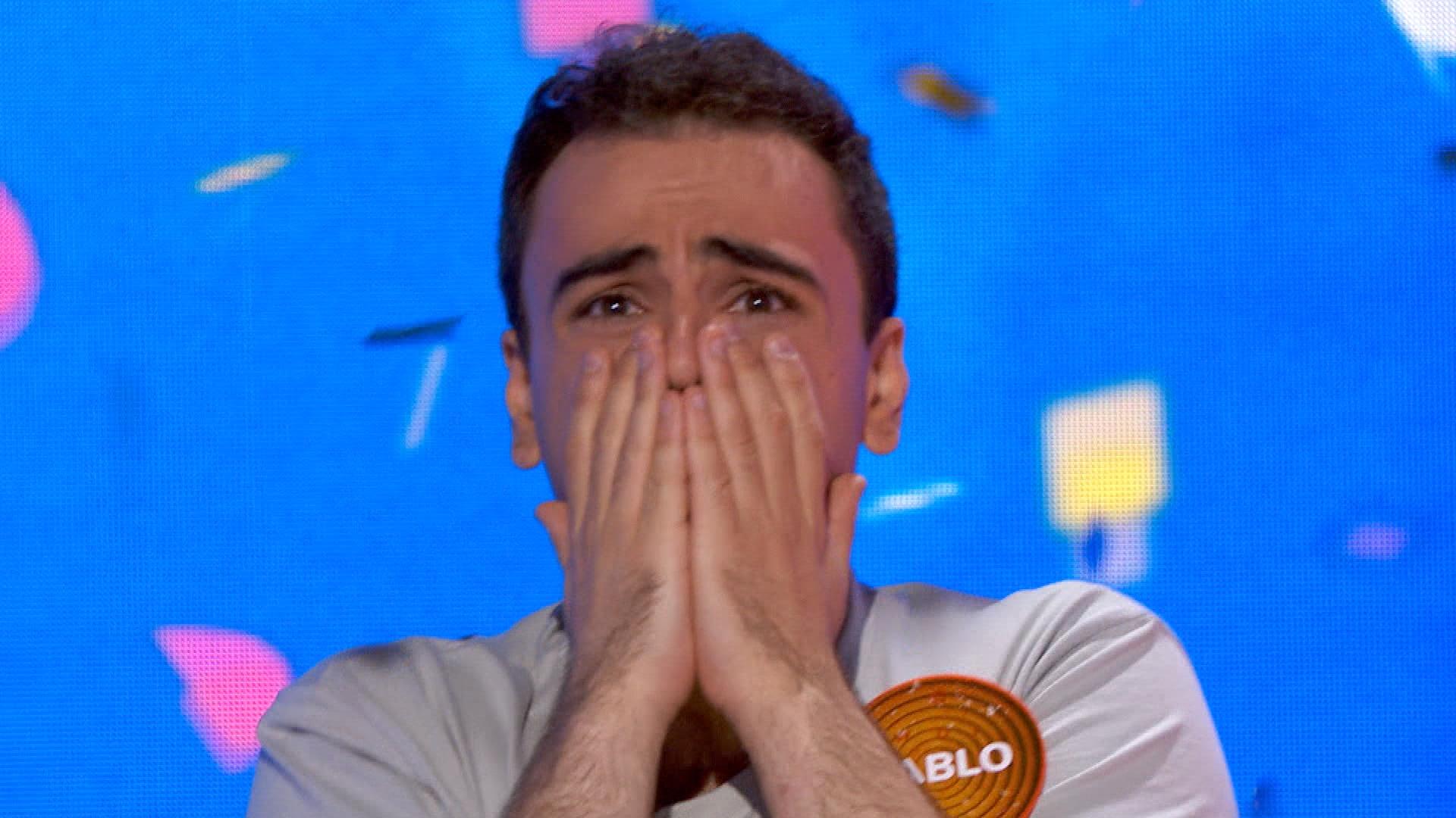 Pablo Diaz gana el rosco de Pasapalabra