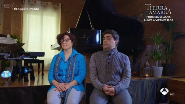 Los padres de Pablo también participan en el especial de 'Pasapalabra'