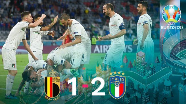 Italia reta a España