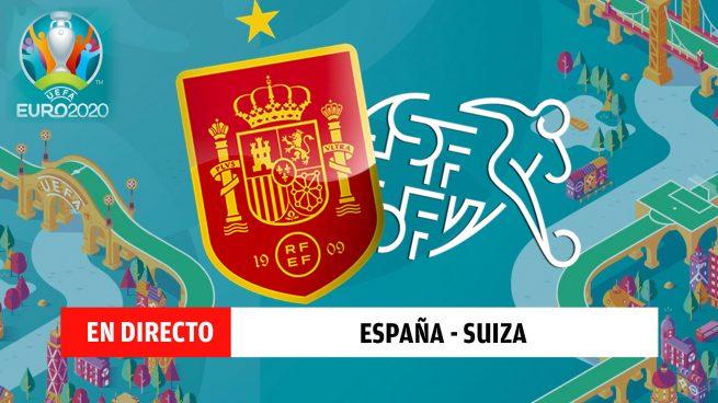 España Suiza en directo