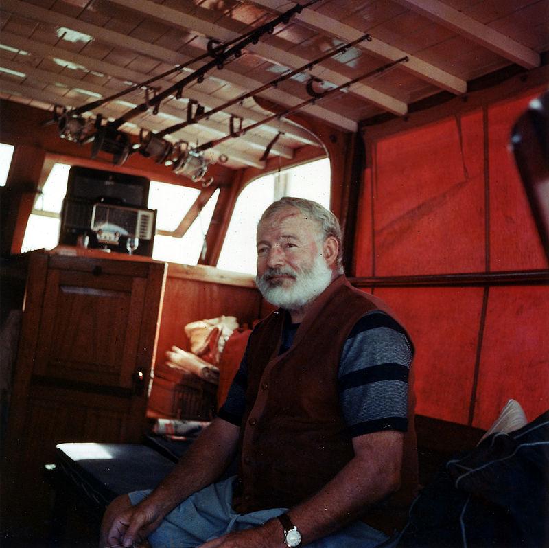 Las frases con enseñanza de Ernest Hemingway en 60 aniversario de su muerte