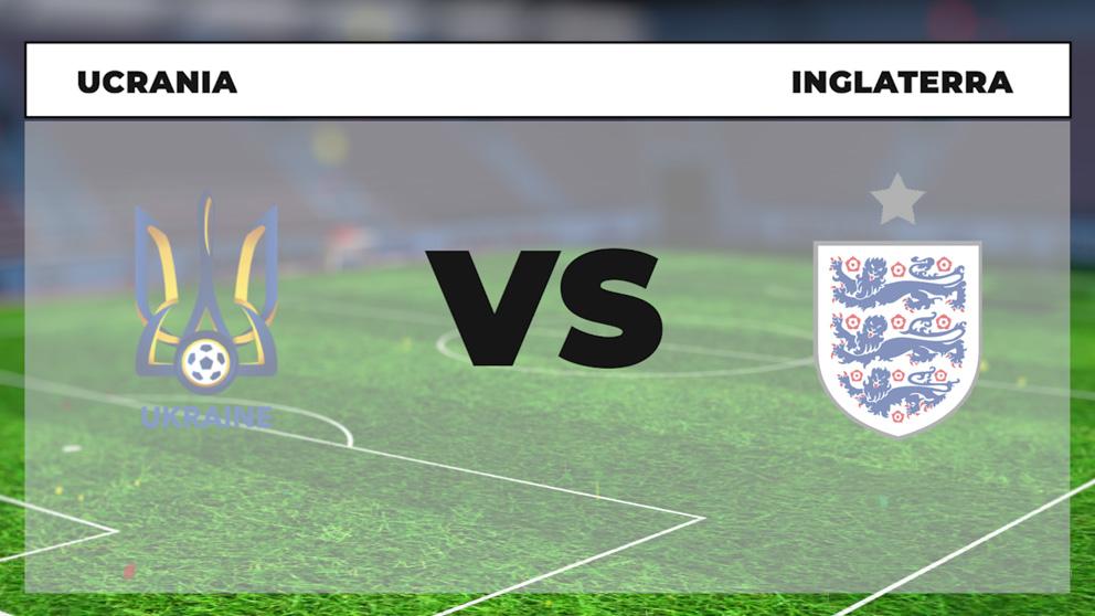 Eurocopa 2020: Ucrania – Inglaterra | Horario del partido de fútbol de la Eurocopa.