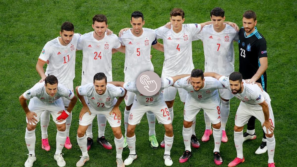 Puntúa a los jugadores de España contra Suiza.