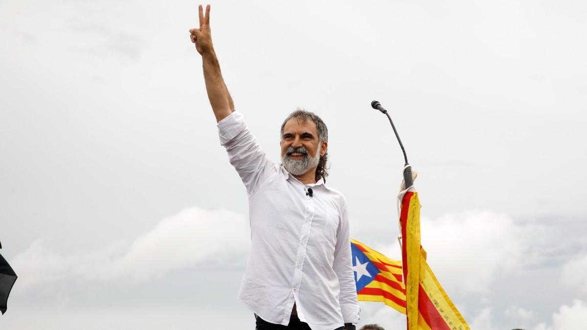 Jordi Cuixart. (Foto: Europa Press)
