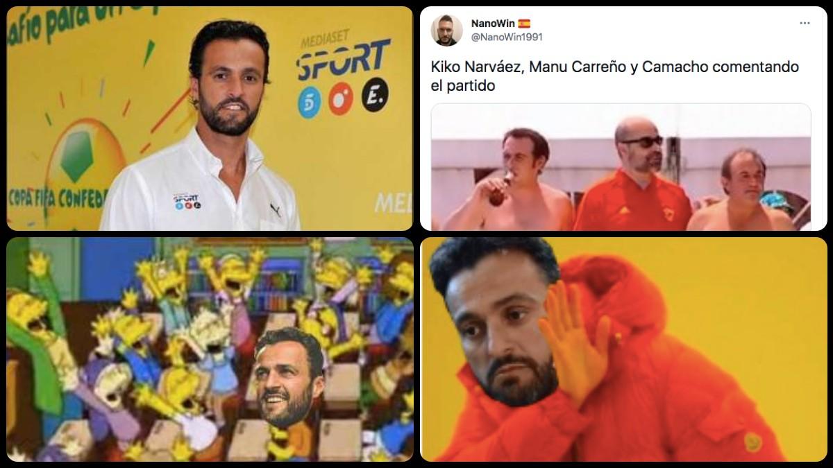 Los memes de Kiko Narváez.