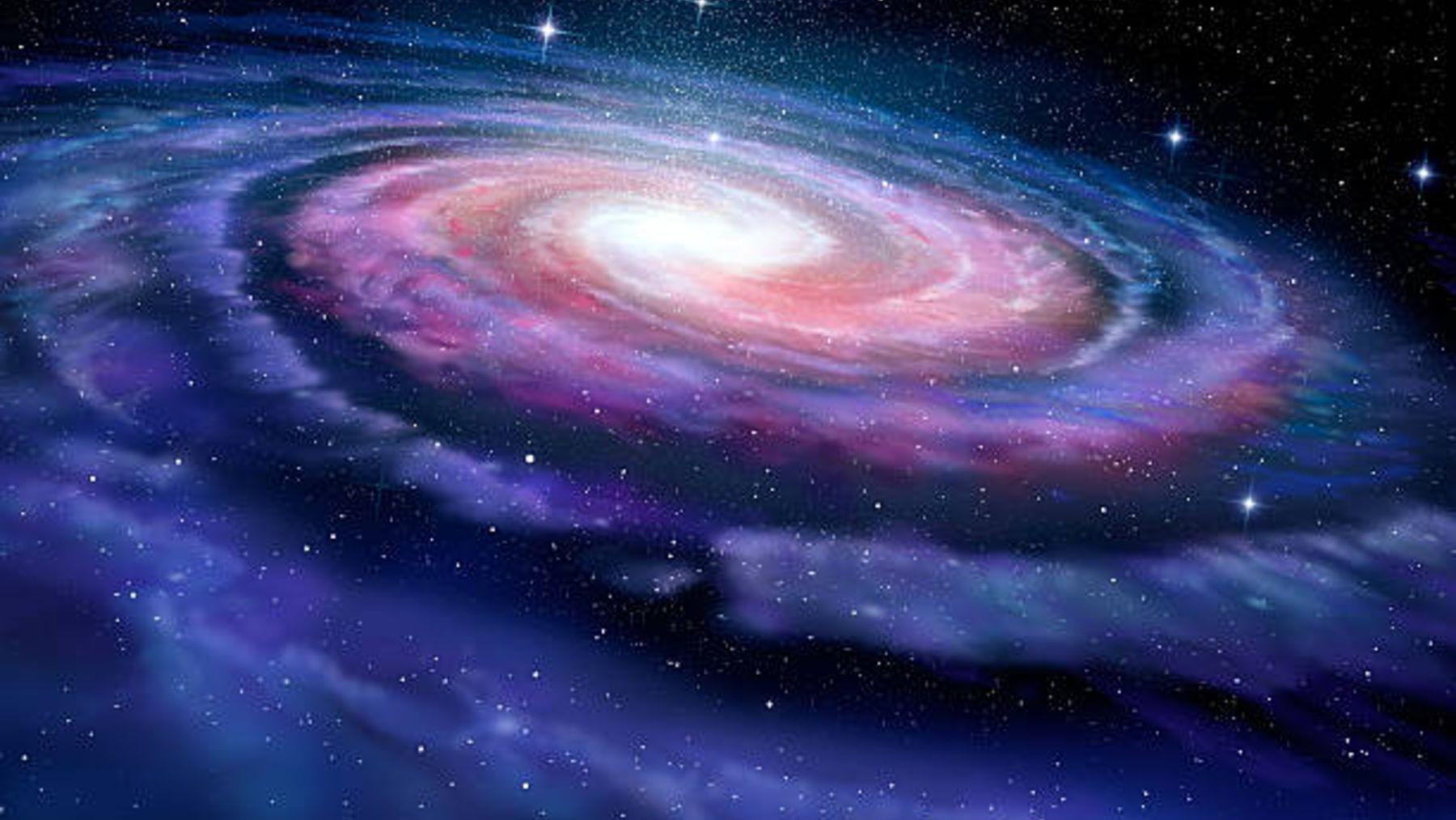 Un nuevo hallazgo ha revelado una nube en la galaxia más grande que la Vía láctea