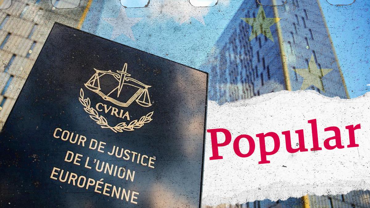 Tribunal de la UE.