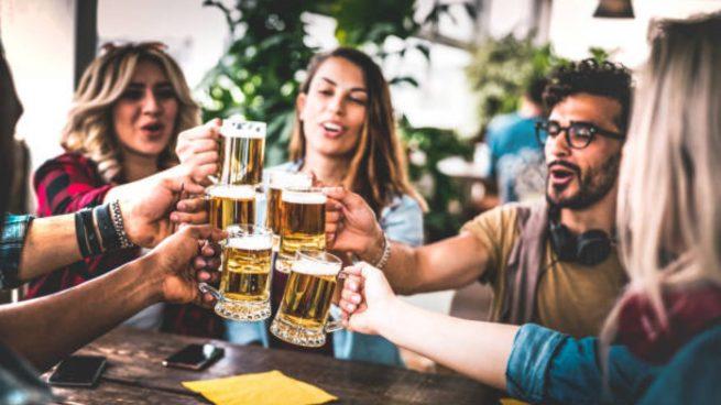 bebida alcohol menos calorías