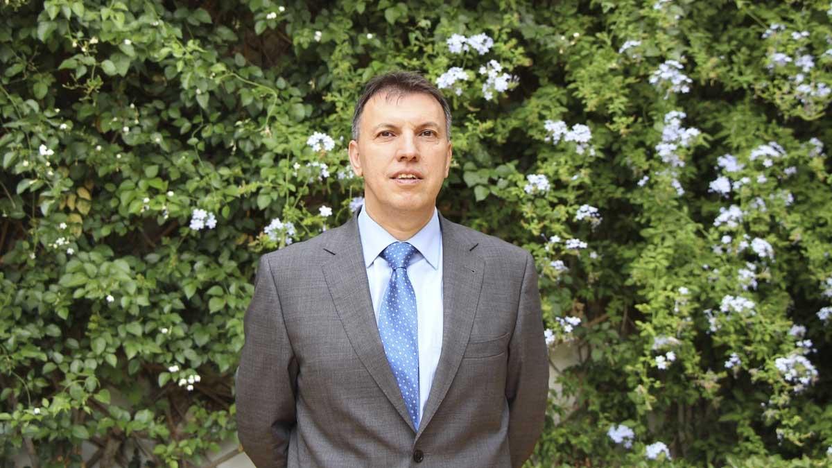 El magistrado Joaquim Bosch, de Juezas y Jueces para la Democracia. Foto: Europa Press.