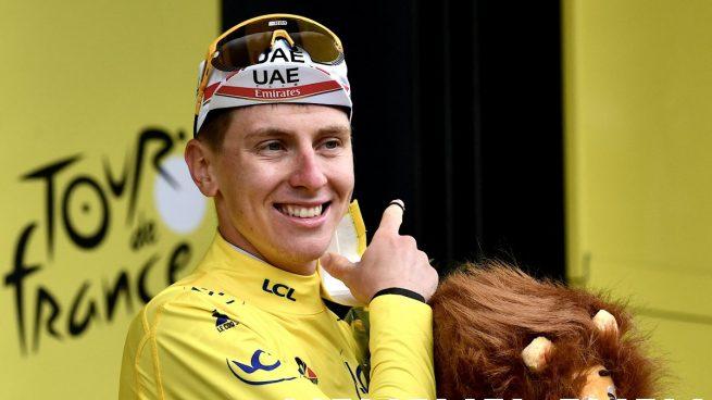 clasificación Tour de Francia