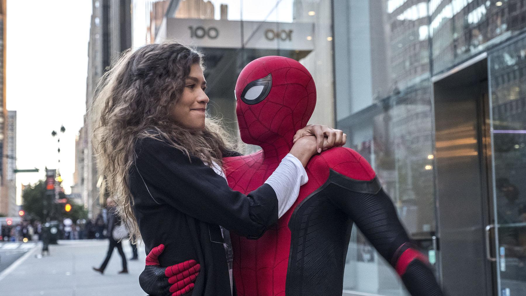 «Spiderman: Lejos de casa» (Disney/Sony)