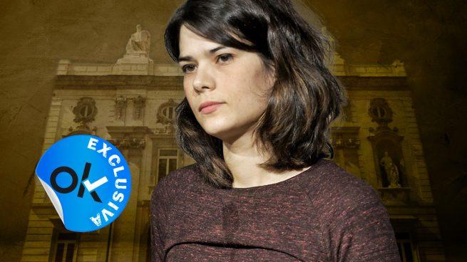El Supremo ratifica la condena a 19 meses de cárcel a Isa Serra por agredir a la Policía