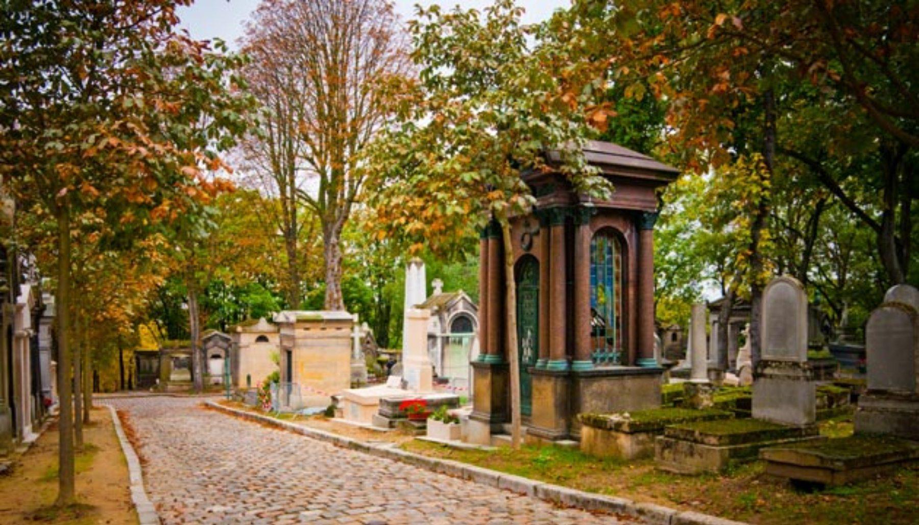 Cementerio de París de Père-Lachaise