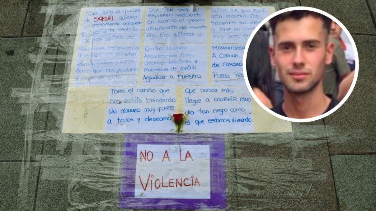 Crimen de Samuel Luiz Muñiz.