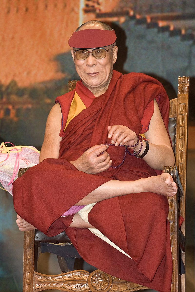 10 frases auténticas del Dalái Lama en el día de su nacimiento