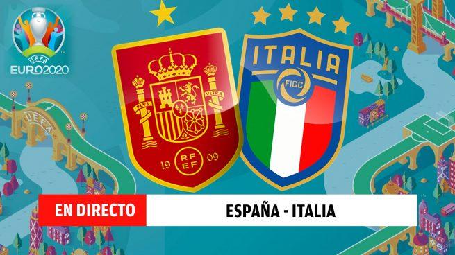 España vs Italia: semifinal de la Eurocopa en vivo online