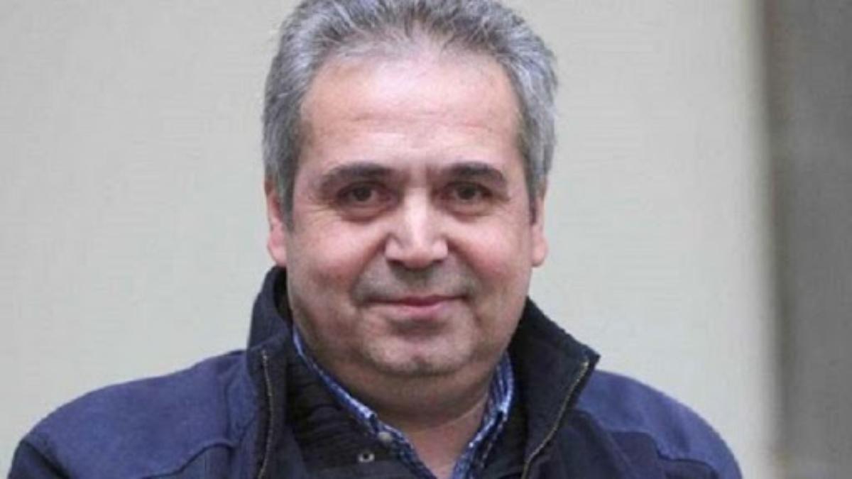 El periodista Juan Santana.