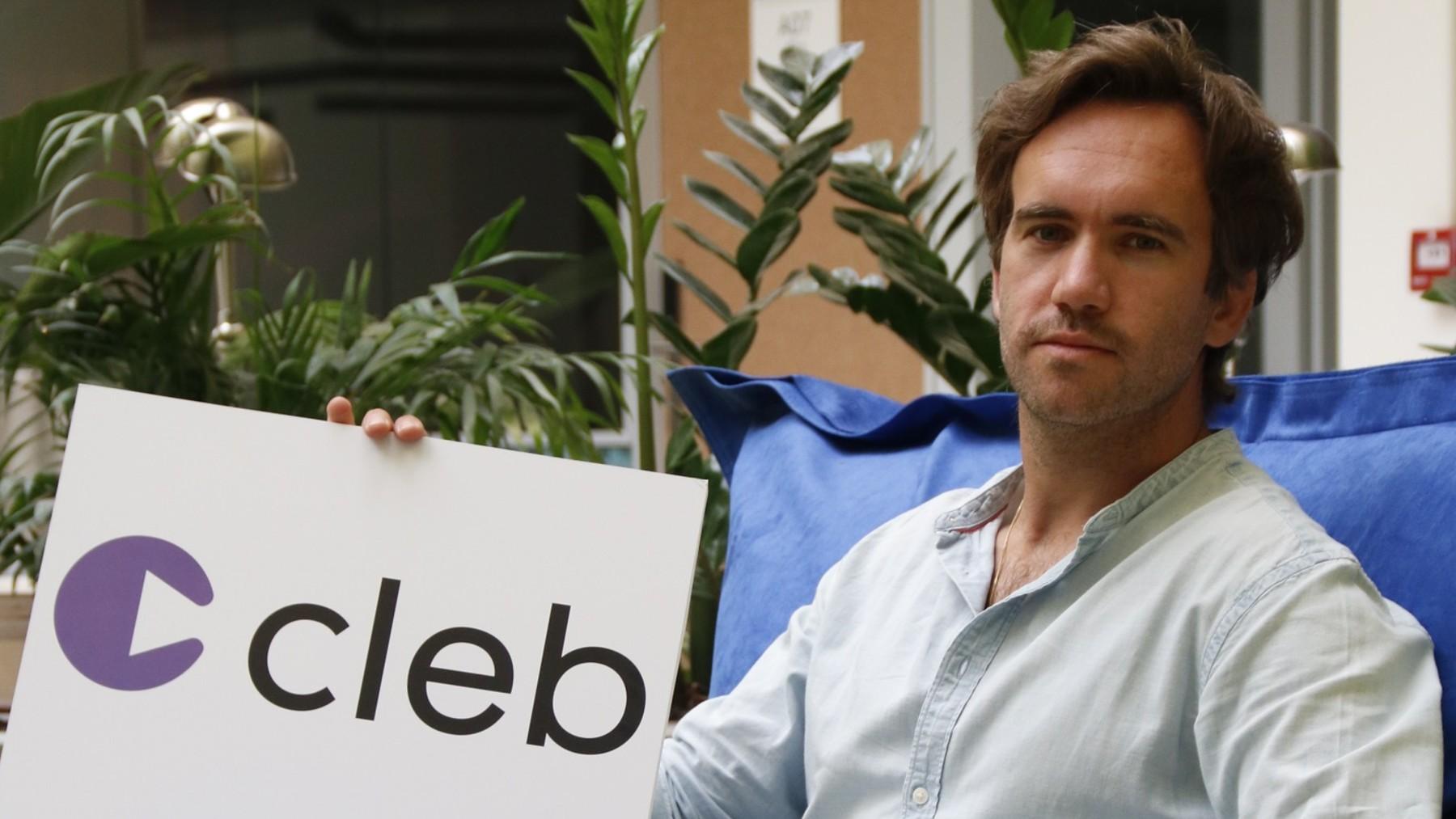 Jaime Pérez-Seoane, CEO de Cleb.