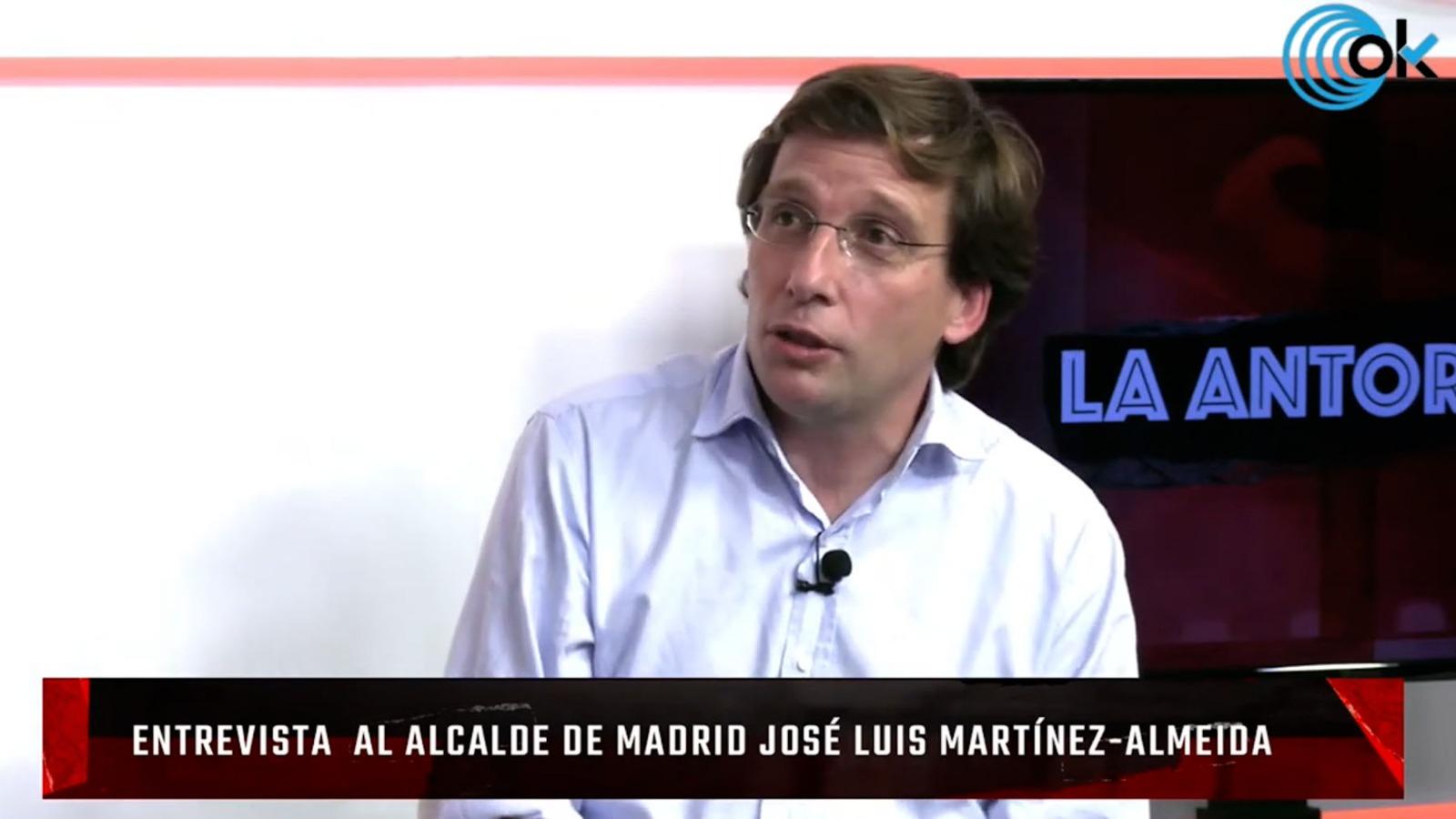 El alcalde de Madrid es gran seguidor del mundo de los deportes.