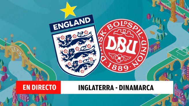Resultado Inglaterra – Dinamarca: Resumen y goles del partido de semifinal de la Eurocopa en directo