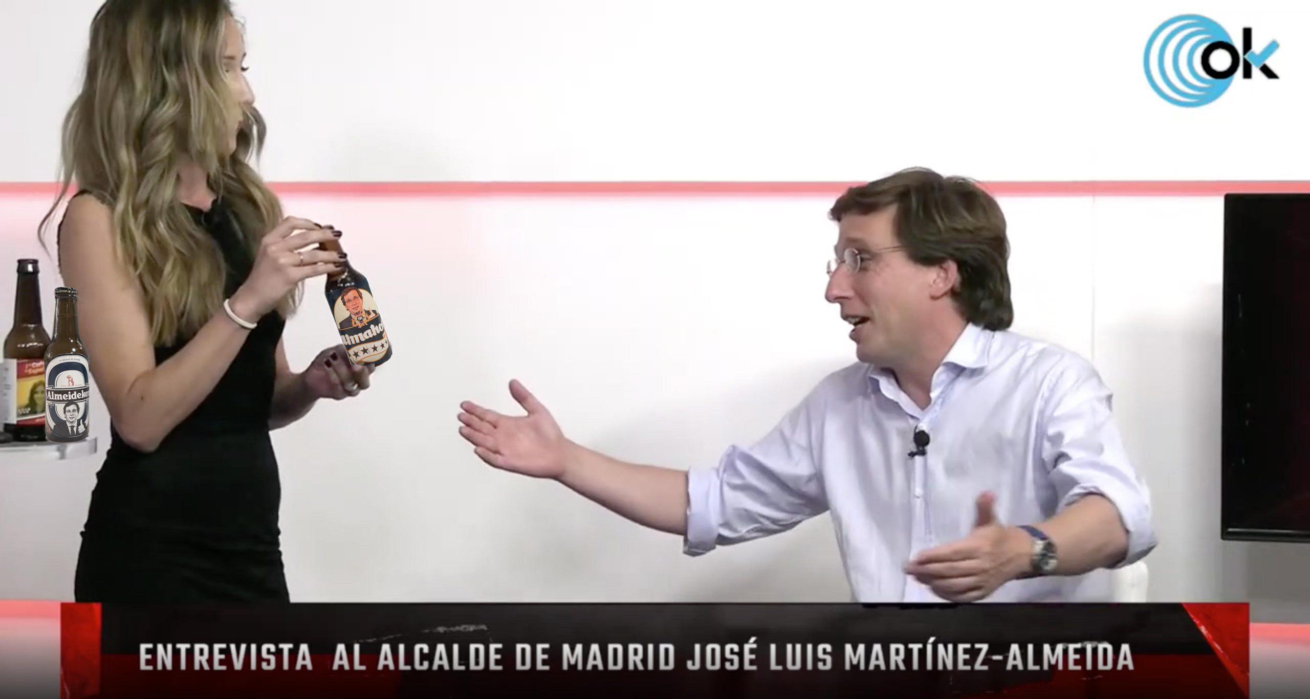 José Luis Martínez- Alemida en La Antorcha de OKDIAIRO