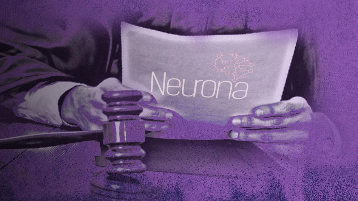 Montaje gráfico con el caso Neurona.