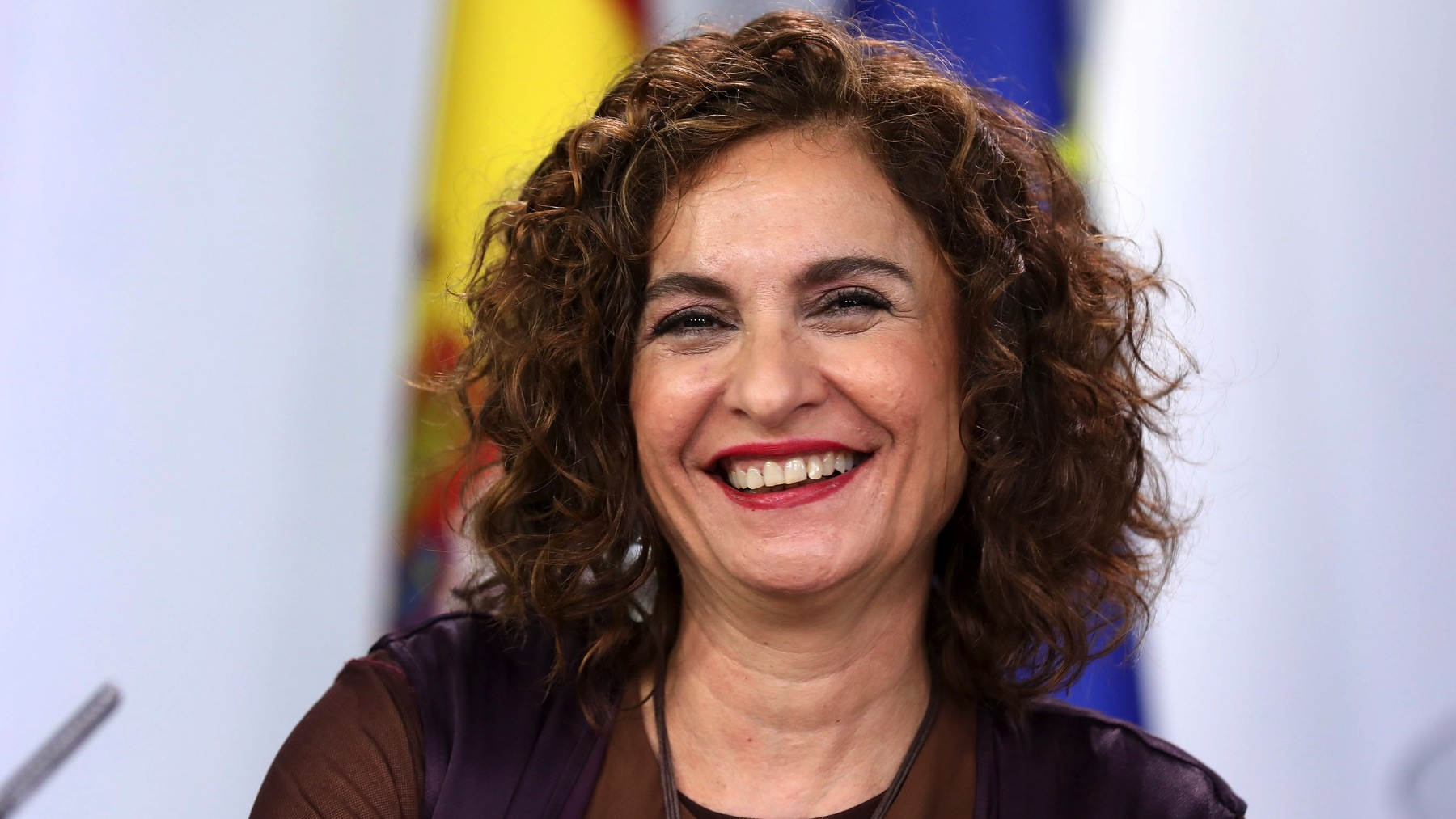 María Jesús Montero, ministra de Hacienda. (Foto: Moncloa)