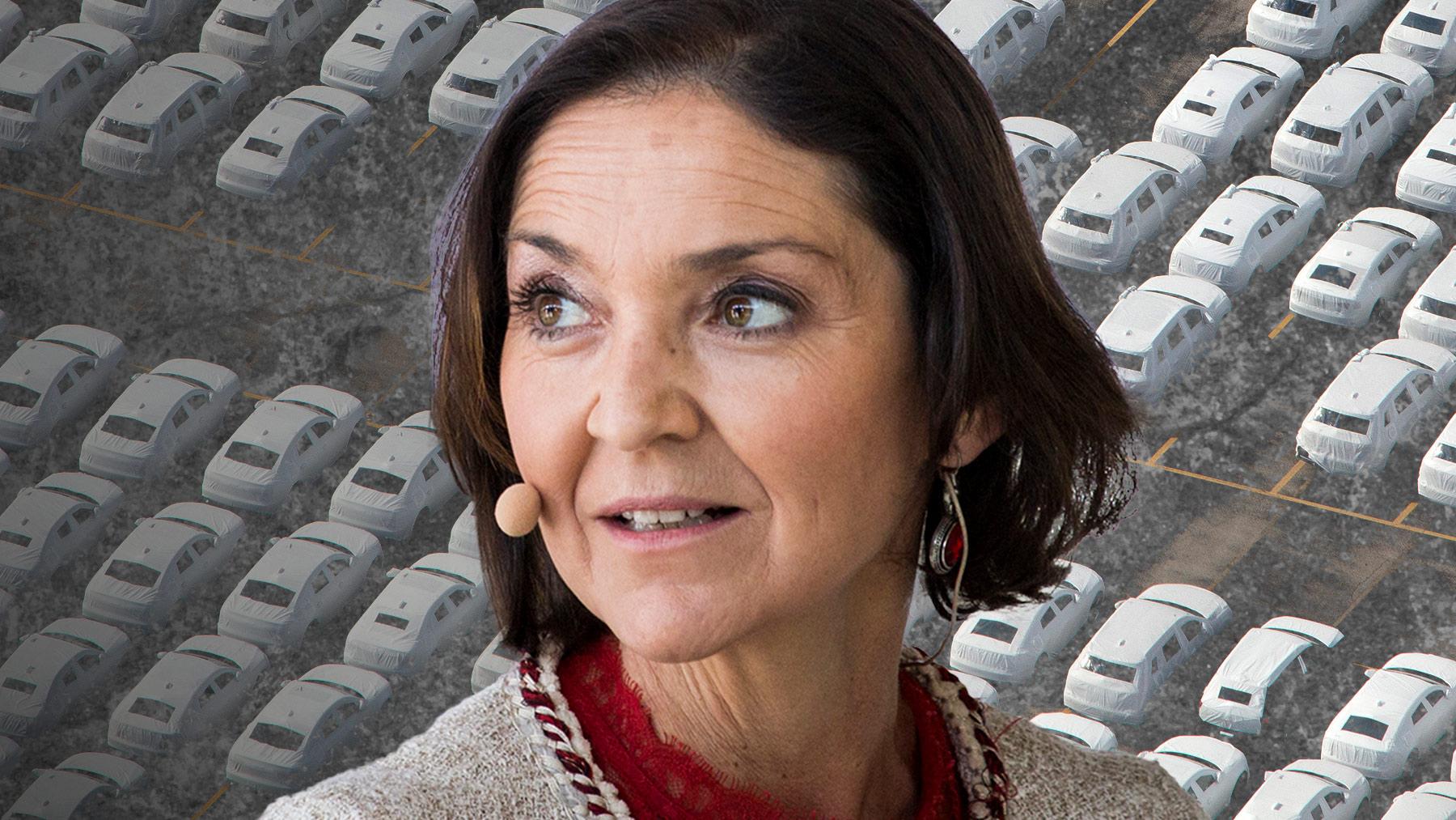 La ministra de turismo Reyes Maroto.