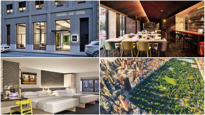 El hotel de Cristiano Ronaldo, 'Pestana CR7 Times Square'