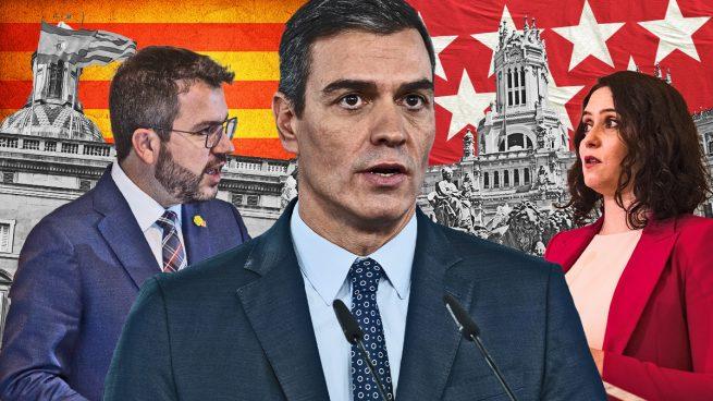 Pedro Sánchez Cataluña Madrid