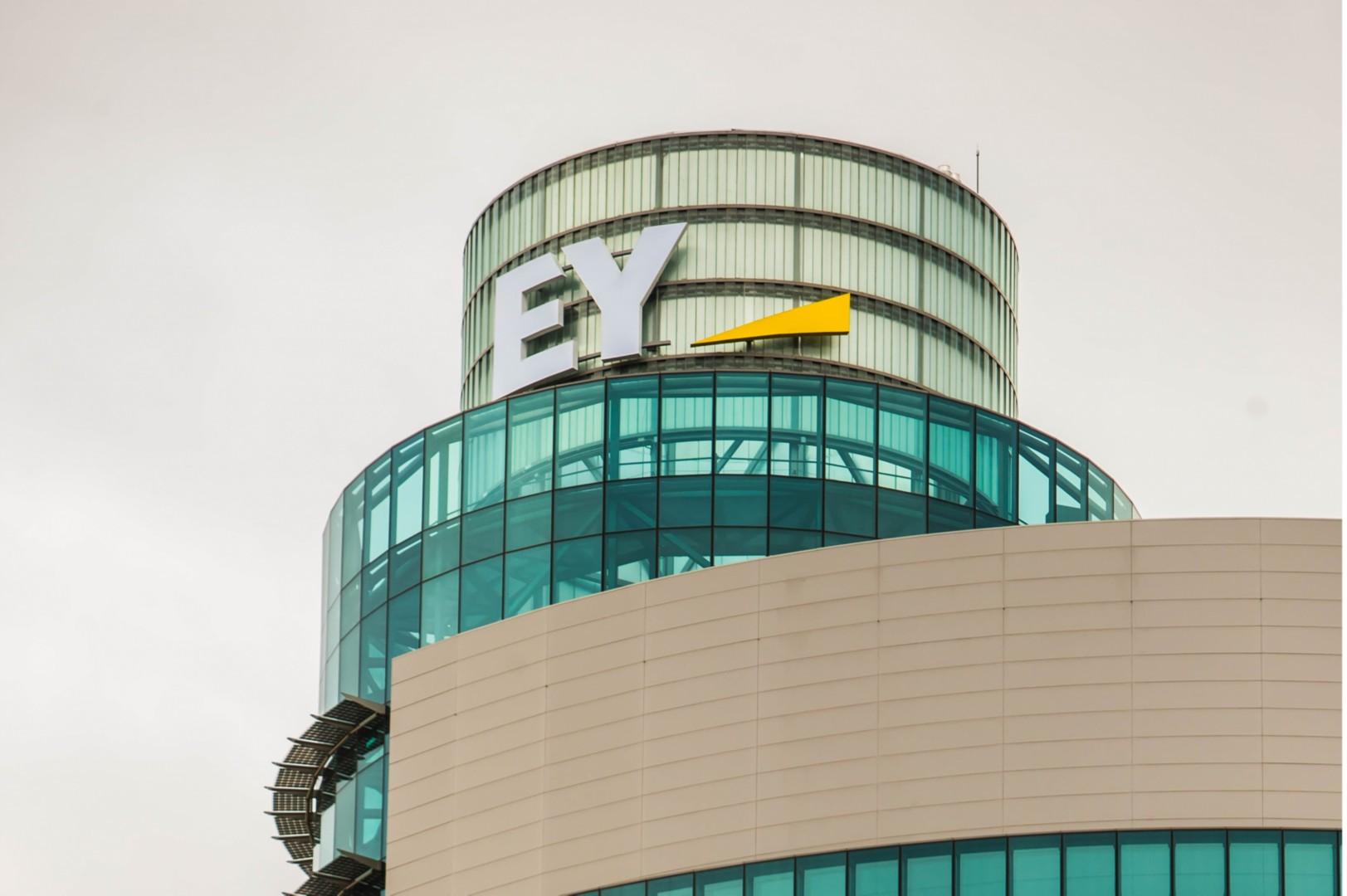 Sede de EY en Madrid.
