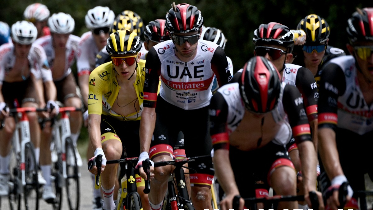 Tour de Francia 2021: clasificación de la etapa de hoy, miércoles 7 de julio. (AFP)