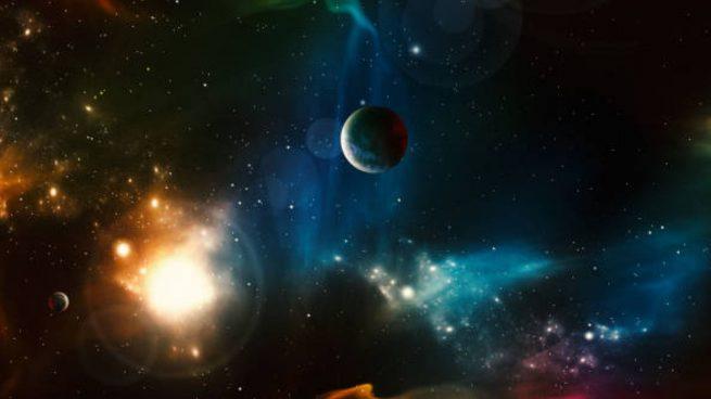 planetas flotantes
