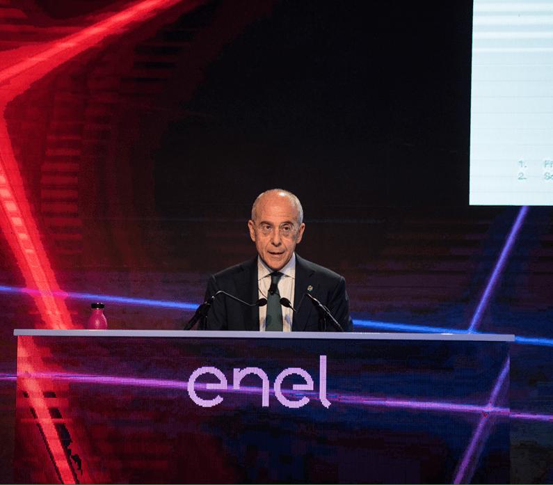 Francesco Starace, consejero delegado de Enel.