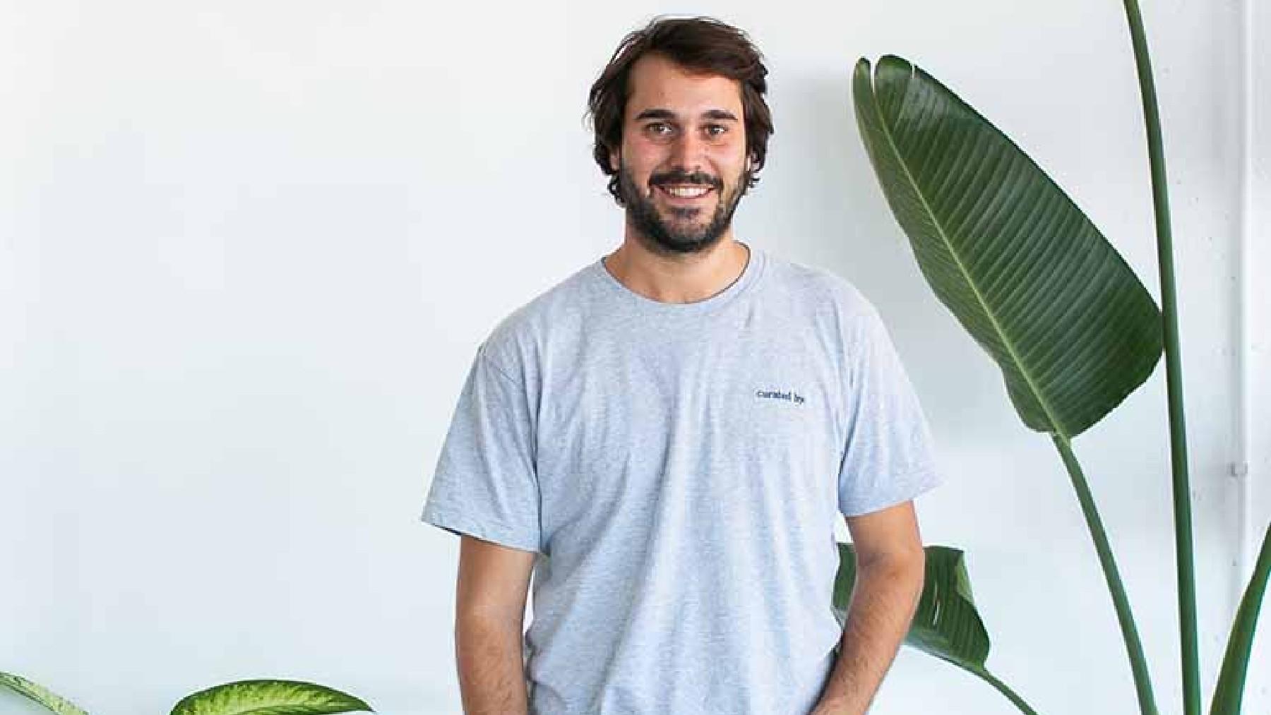 Alberto Espinós, CEO de la firma española Tropicfeel