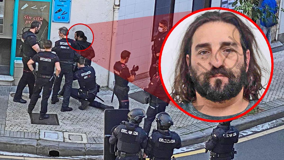 Pedro María Ruiz Jiménez, detenido por asesinato.