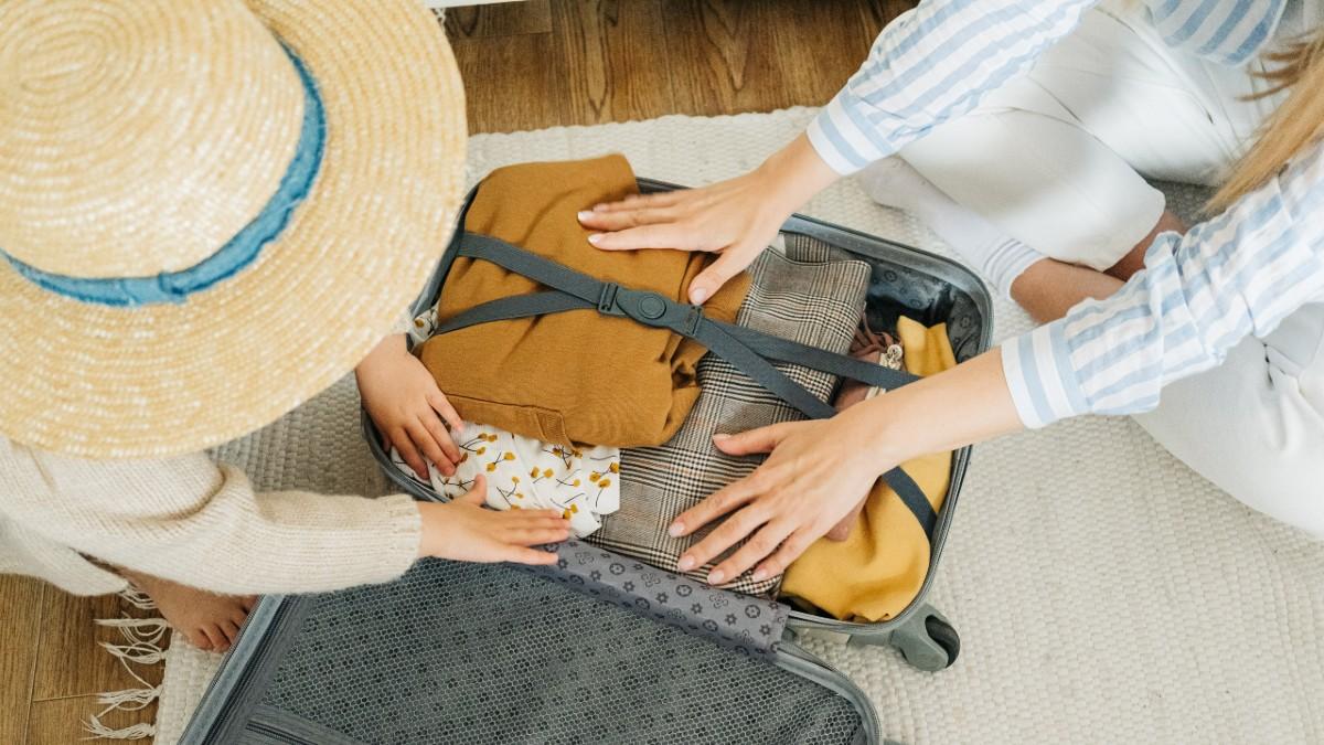 Las mejores maletas de viaje de El Corte Inglés con hasta un 40% de descuento