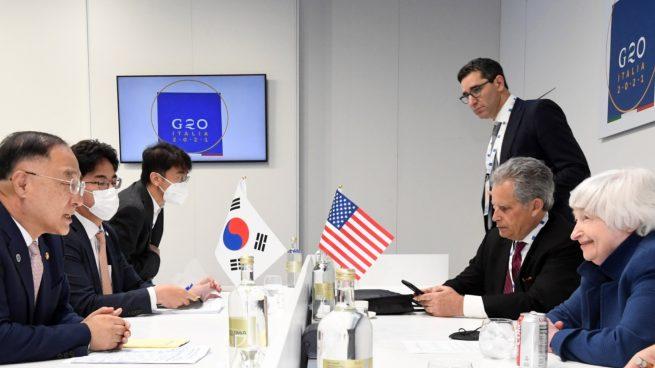 El G20.