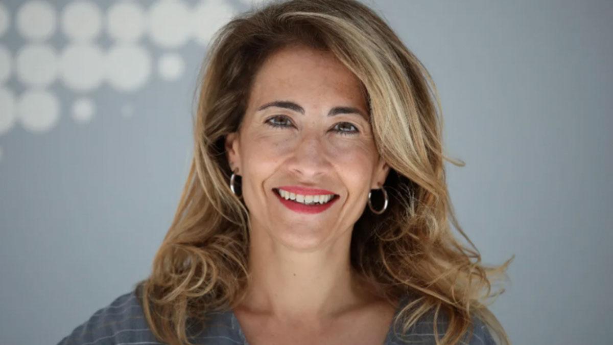 La ministra de Transportes, Agenda Urbana y Movilidad, Raquel Sánchez