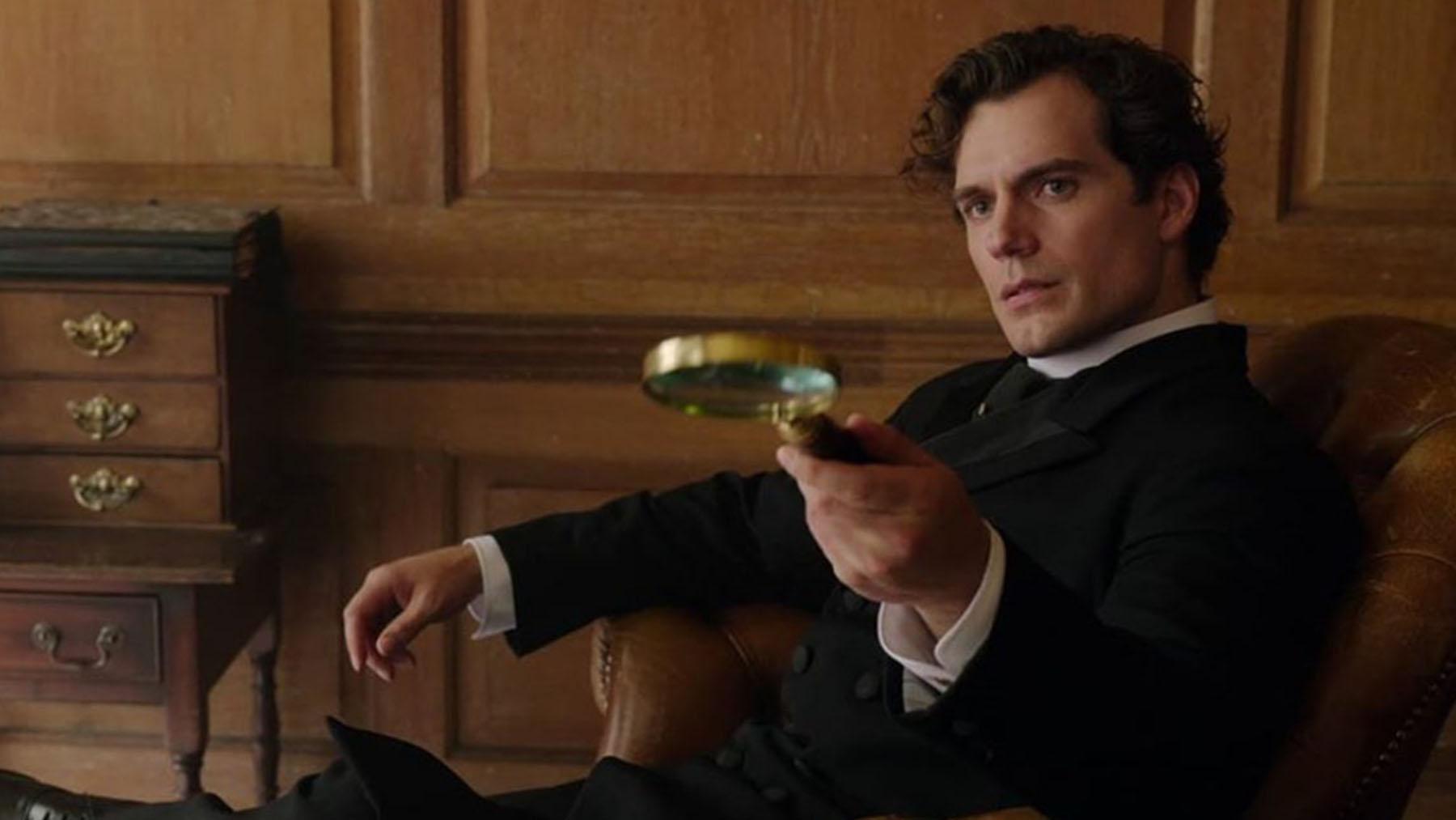 Sherlock Holmes es el hermano de la joven detective «Enola Holmes» (Netflix)