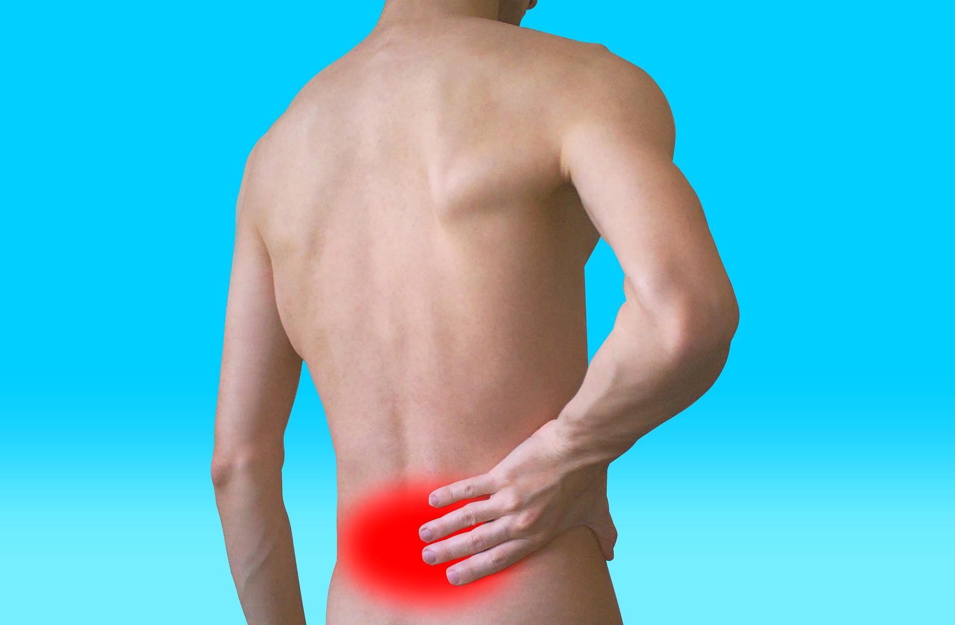 Asocian los dolores musculares a una carga excesiva de peso