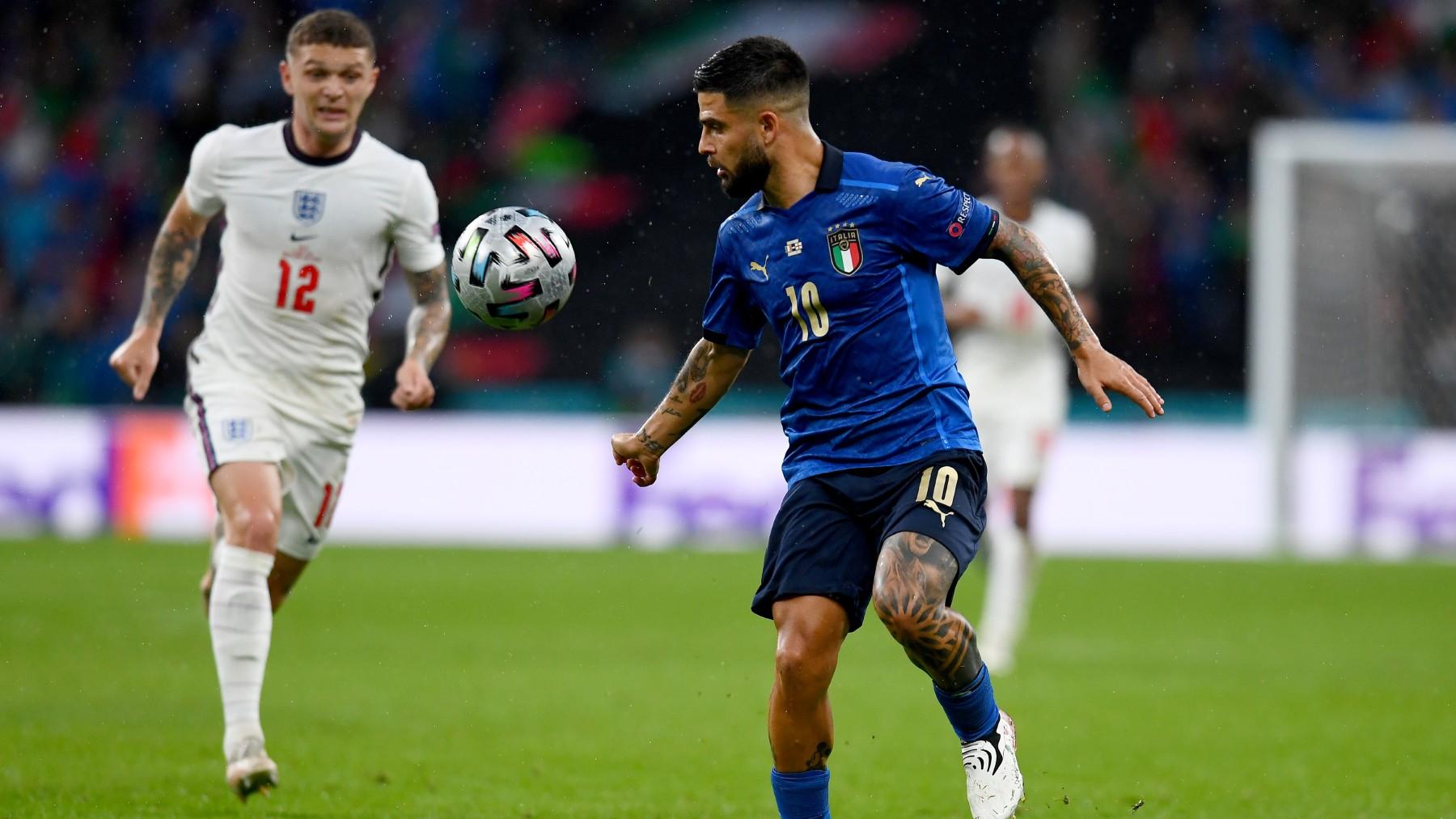 Italia – Inglaterra | Final Eurocopa 2020, en directo