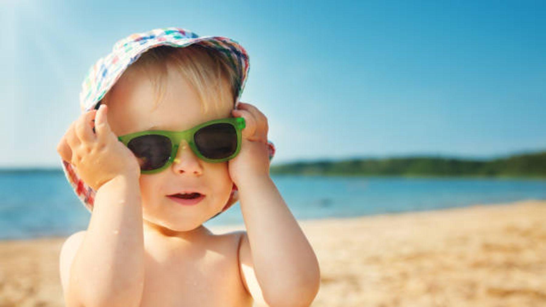 Pautas para elegir el gorro de verano del bebé y modelos