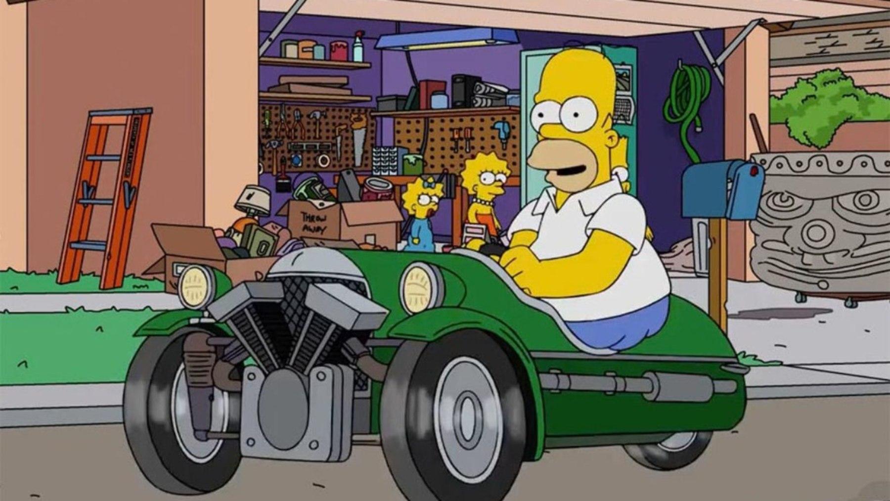 Mejores frases de Homer Simpson