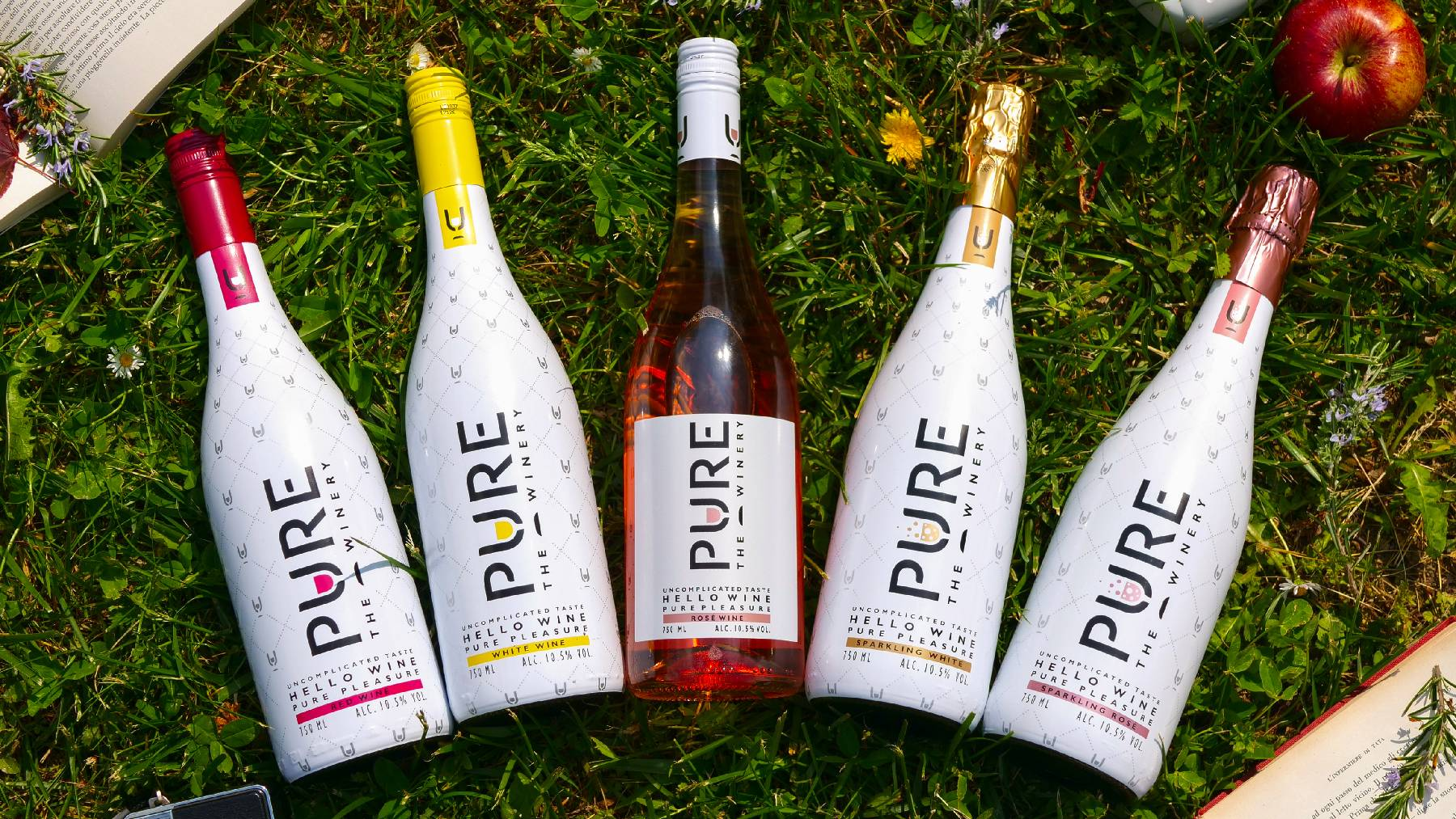 Pure The Winery.