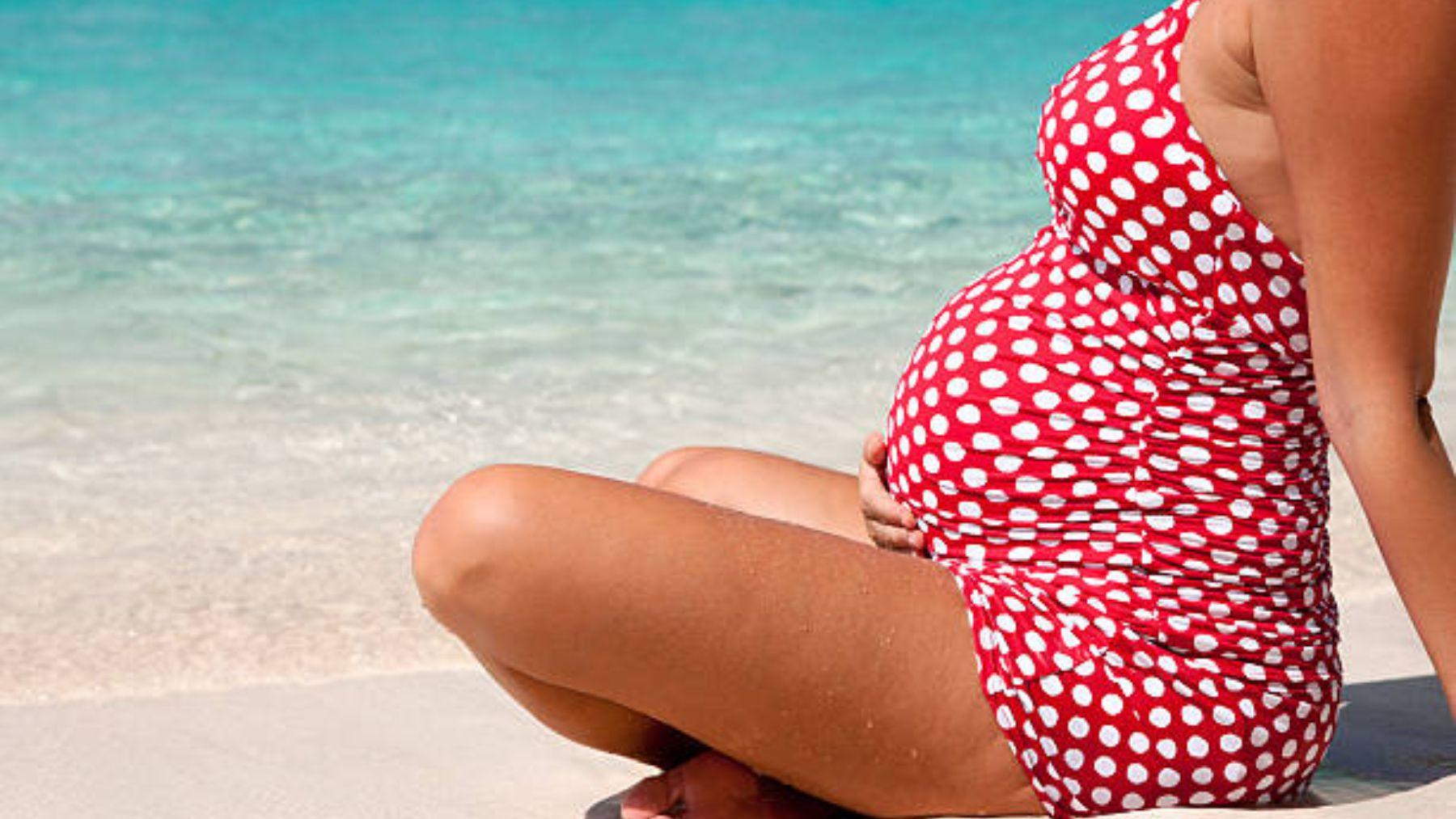 Qué precauciones tomar para el embarazo en verano