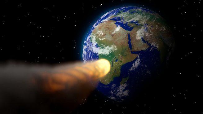 Cohetes asteroide