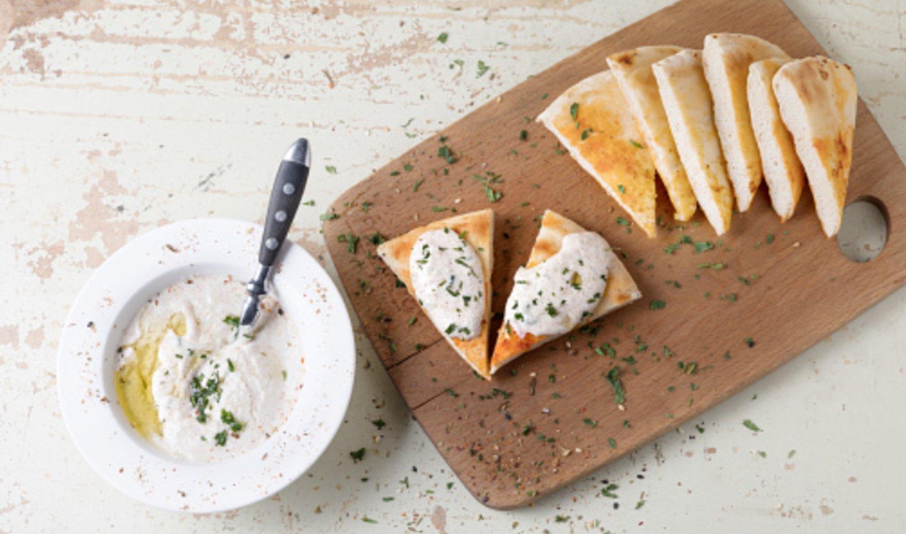 Tarama o Taramosalata, receta del aperitivo griego que triunfa en todas las mesas