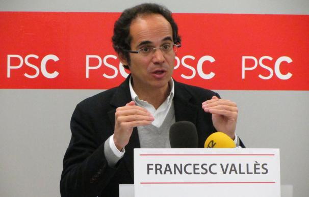 Francesc Vallès, nuevo responsable de la Comunicación del Gobierno